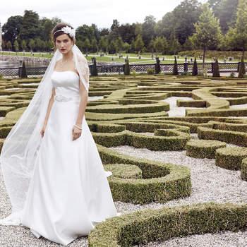 LILLY Brautmode für den Sommer 2017 – Leichte Modelle für Bräute in ganz Österreich