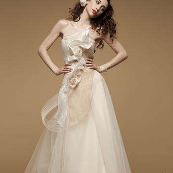 Robe de mariée Elsa Gary 2013, modèle Epice. Photo: Elsa Gary