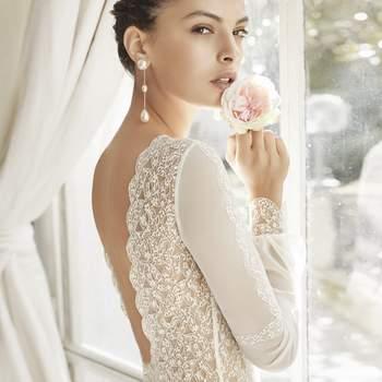 Robe de mariée Rosa Clara - Modèle Mar