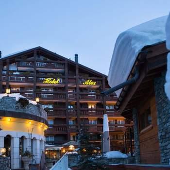 Romantisches Wochenende im Hotel Alex Zermatt