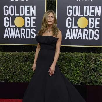 Jennifer Aniston abito Christian Dior. Crédits Cordon Press