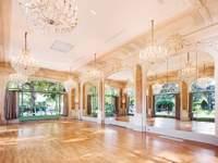 Les lieux de réception près de Paris