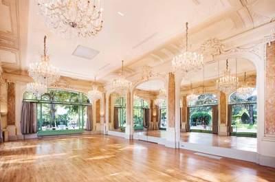 Les salles de réception près de Paris pour un mariage fabuleux!