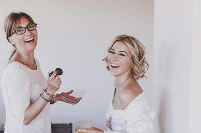 Peinado de novia para el pelo corto 2015 ¿Cuál llevarás en tu boda?