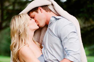 Se conocieron desde pequeños y ahora ¡se casan! Checa su sesión de fotos pre boda