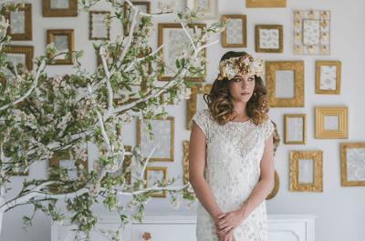 El estilo cómodo, divertido y elegante para tu boda: ¡sé la novia más guapa!