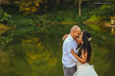 Casamento rústico DIY de Katia & Alexandre: a festa inesquecível de uma decoradora!