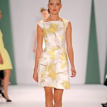 Foto: Carolina Herrera New York Fashion Week 2014/2015