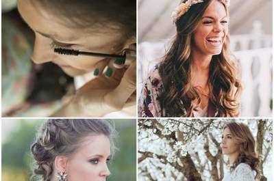 Los 10 mejores maquillajes para novia: en Madrid está tu profesional