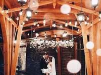 5 идей осветить вашу свадьбу