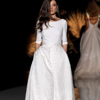 Cabotine. Credits- Barcelona Bridal Fashion Week
