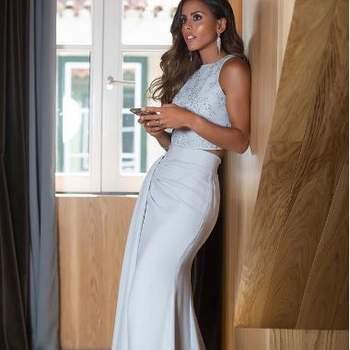 Foto via Instagram de Carolina Patrocínio | Styling: Gonçalo Mello  Dress: Forever Unique Official | Jóias: Tous Jewerly | Photo: Miguel Dias Ferreira Photo