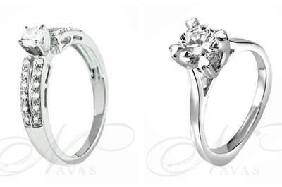 Navas Joyeros: joyas elegantes para una novia sofisticada