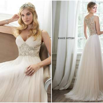 "<a href=""http://www.maggiesottero.com/dress.aspx?style=5MR054&amp;page=0&amp;pageSize=36&amp;keywordText=&amp;keywordType=All"" target=""_blank"">Maggie Sottero</a>"