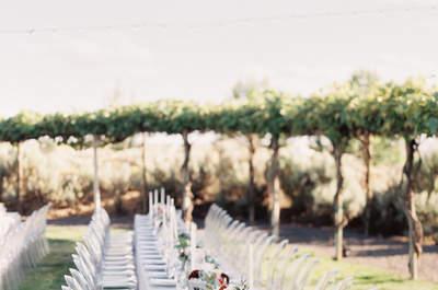 Decorazione matrimoni all'aperto: ecco 25 idee tutte da copiare!