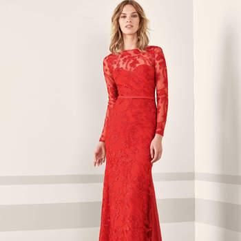 5006855a0 Vestidos de festa vermelhos: uma cor intensa para o seu look de ...
