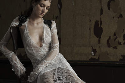 Vera Wang 2016 Spring Bridal Collection: Bare Elegance