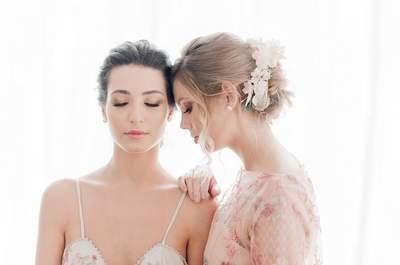 Editorial Tendresse Karen Rodrigues: uma proposta romântica, leve e delicada!