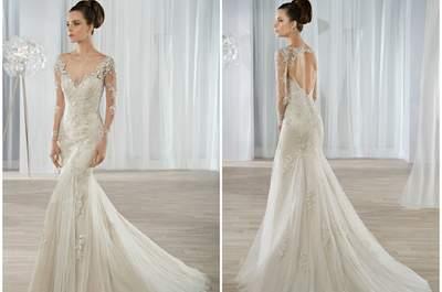 Lusso ed eleganza allo stato puro: scopri gli abiti da sposa Demetrios 2016