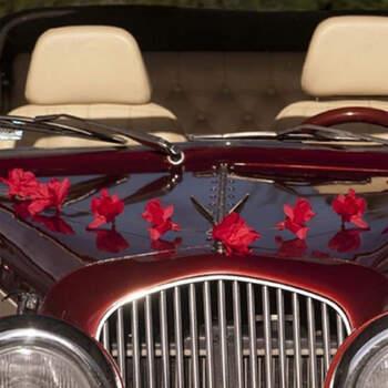 Guirnalda de rosas rojas 3 unidades - Compra en The Wedding Shop
