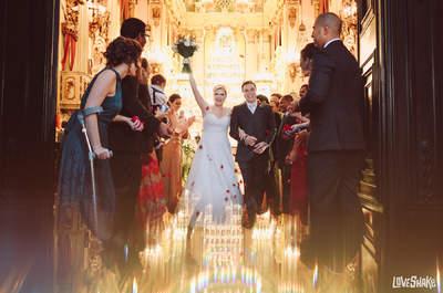 Casamento de Viviana & Pedro Ivo: lindo, colorido e super atual!