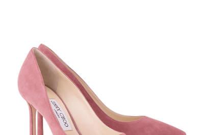 Impressionantes sapatos de noiva de cor: dê vida ao seu look de casamento