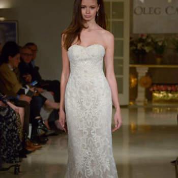 OlegCassini. Credits: New York Bridal Week