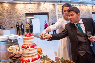 Cómo escoger la torta de tu matrimonio. ¡Endulcemos nuestro gran día!