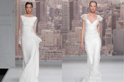 Rosa Clará коллекция 2015, Barcelona Bridal Week
