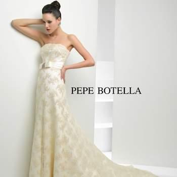 Trend 2013: Vintage inspirierte Brautkleider.