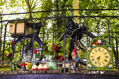 Le fabuleux mariage d'Amélie poulain : Une inspiration ciné pleine de couleur!