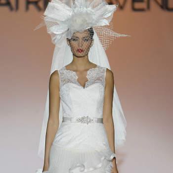Vestido de noiva Patricia Avendaño 2013