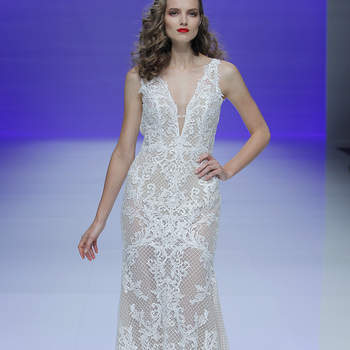 Maggie Sottero. Credits Barcelona Bridal Fashion Week
