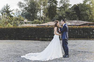 La boda de María & Andrés: ¡Esto es vida!