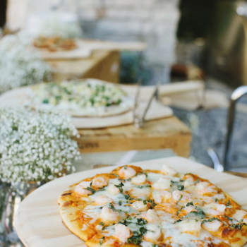 Уголок пиццы. Фото: Marisa Holmes Photography