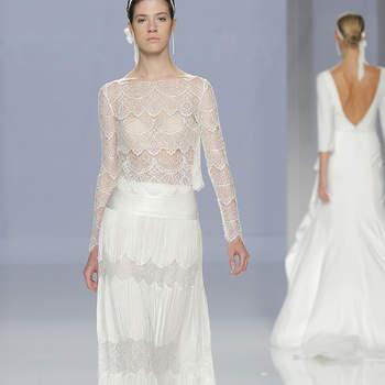 Retro-Charme begeistert: Bei diesen vielfältigen Vintage-Brautkleidern