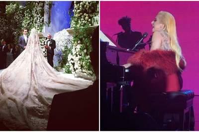 Eine sagenhafte Hochzeit für 10 Millionen Dollar mit Lady Gaga als Ehrengast