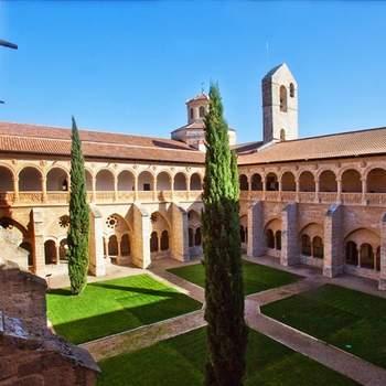 Photo: Castillo Termamal Monasterio de Valbuena