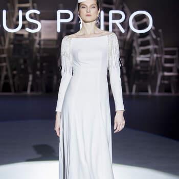 Jesús Peiró. Credits_ Barcelona Bridal Fashion Week