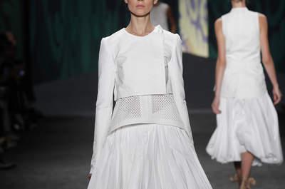 Outfit Invitate Vera Wang Primavera 2013