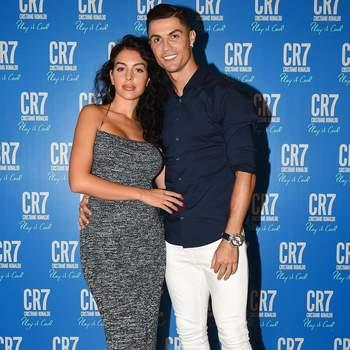 Cristiano Ronaldo e Georgina Gio | Foto IG @georginagio