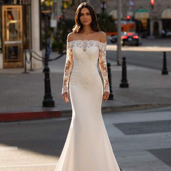 Créditos: Pronovias Cruise 2021 | Modelo do vestido: Winters