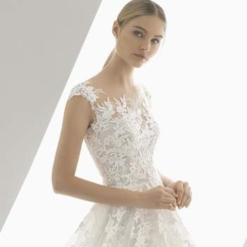Robe de mariée Rosa Clara - Modèle Denis