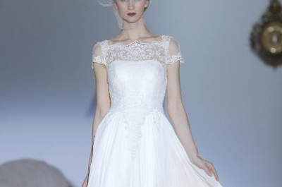 We pay homage to designer Raimon Bundó with a look back at his recent bridal collections
