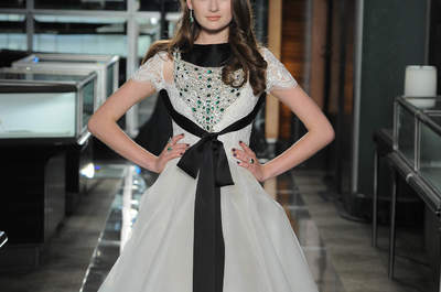 Vestidos de novia Reem Acra 2018: El lujo ¡como nunca lo habías visto!