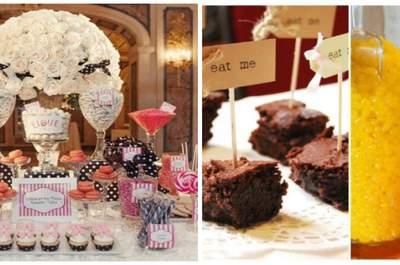Versüßen Sie Ihre Hochzeit mit einer Candybar! Leckere und originelle Ideen für Naschkatzen!