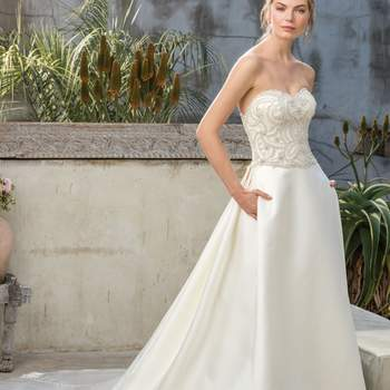 Style 2299 Sequoia. Credits: Casablanca Bridal