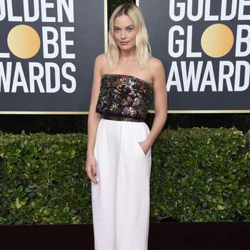 Margot Robbie in Chanel | Credits: Cordon Press