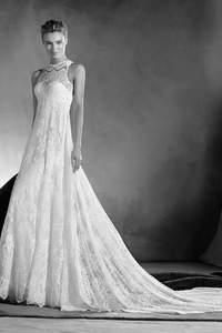 Vestidos de noiva com renda 2017