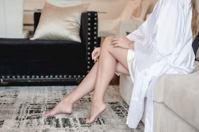 La depilación preboda: ¡Conoce los trucos para lucir una piel perfecta antes de dar el sí!